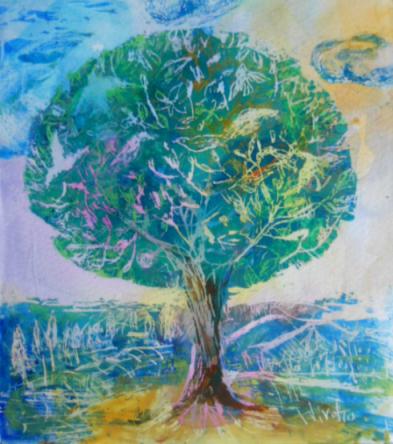 七羽の鳥が住む樹